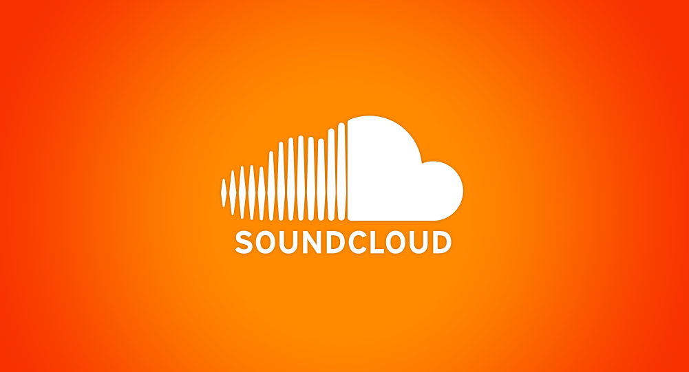 Soundcloud Storm | Web and Graphic Design | Krause Media